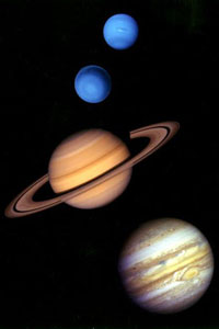Gas giants