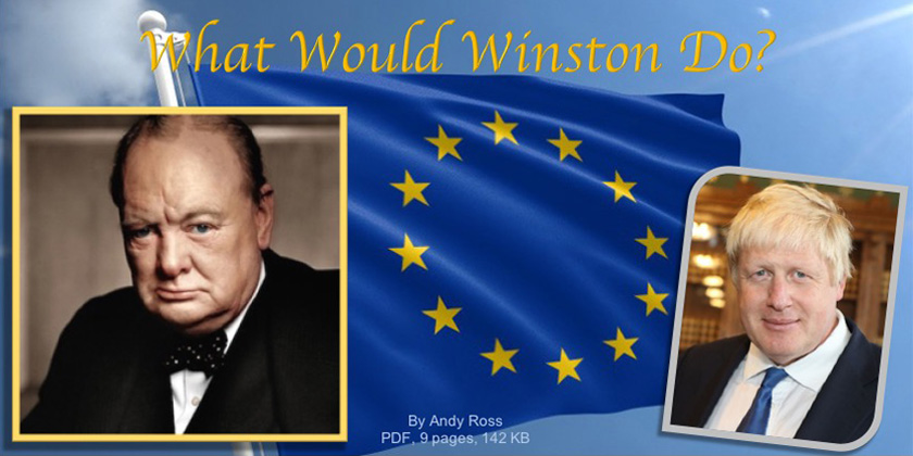 What Would Winston Do?