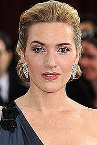 Kate Winslet on Oscar night