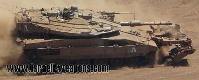 الأسلحة المضادة للدبابات الإسرائلية/ رعب الدبابات العربية  - صفحة 4 Merkava_4
